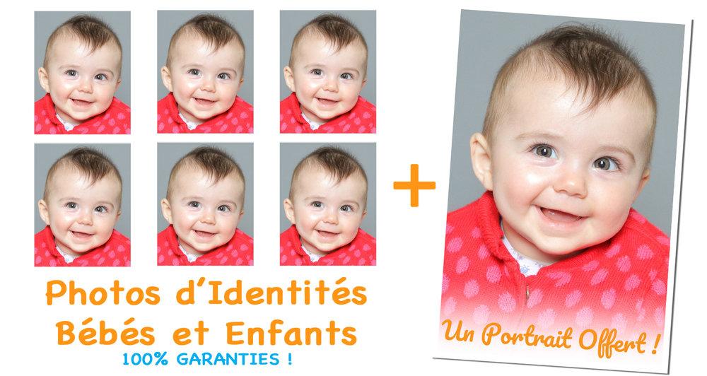 photos identités enfant, bébé à grenoble