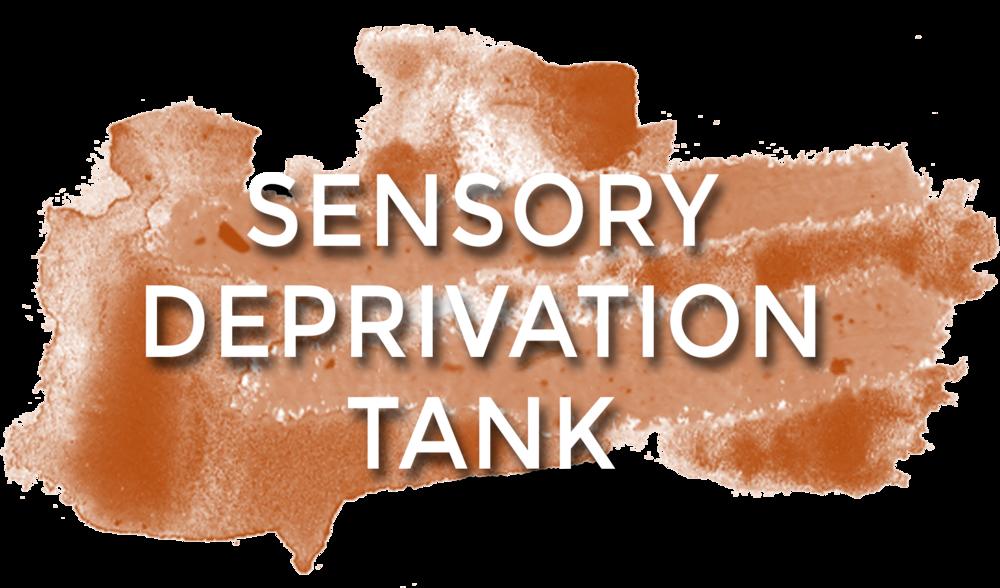Sensory Deprivation Tank On Whyte