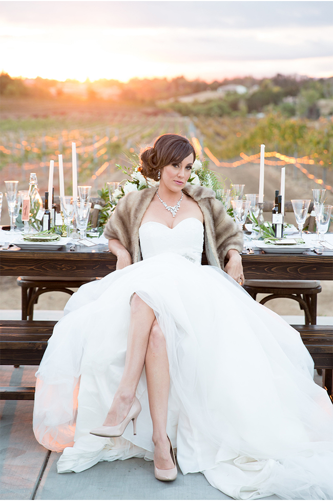 Danza Del Sol Winery Wedding | Temecula Wedding Venue | Michelle Garibay Events
