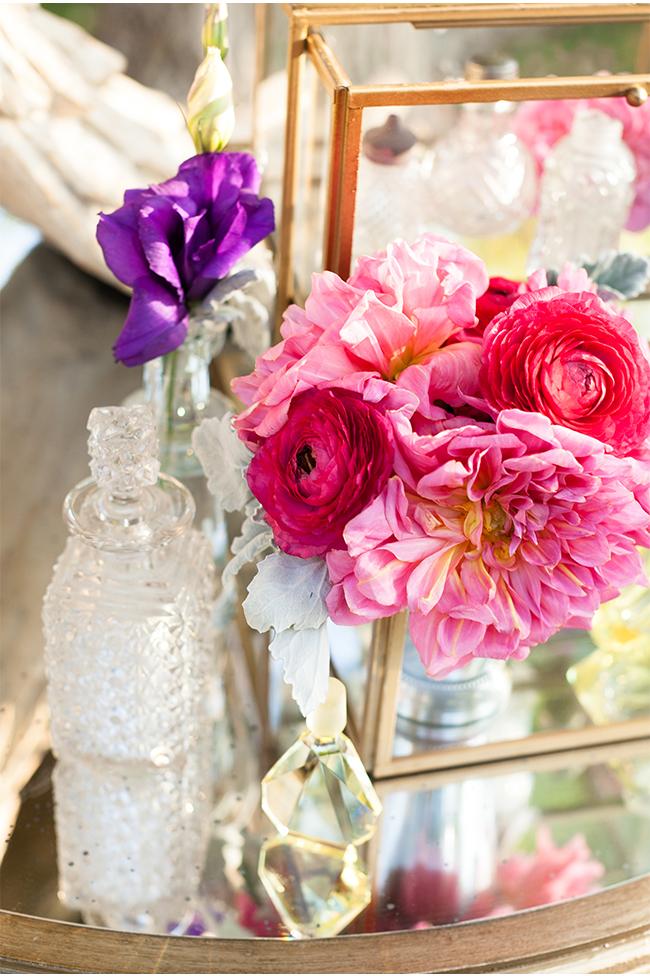 The Humphrey's Estate Wedding Showcasing Radiant Orchid | Michelle Garibay Events | Temecula Wedding Venue | Temecula Wedding Planning