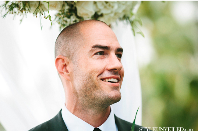 Clayton Stanley US Olympic Men's Volleyball Team Captain Wedding Photos | Michelle Garibay Events | Wedding on Oahu at Lanikuhonua | Josh Elliott Photography