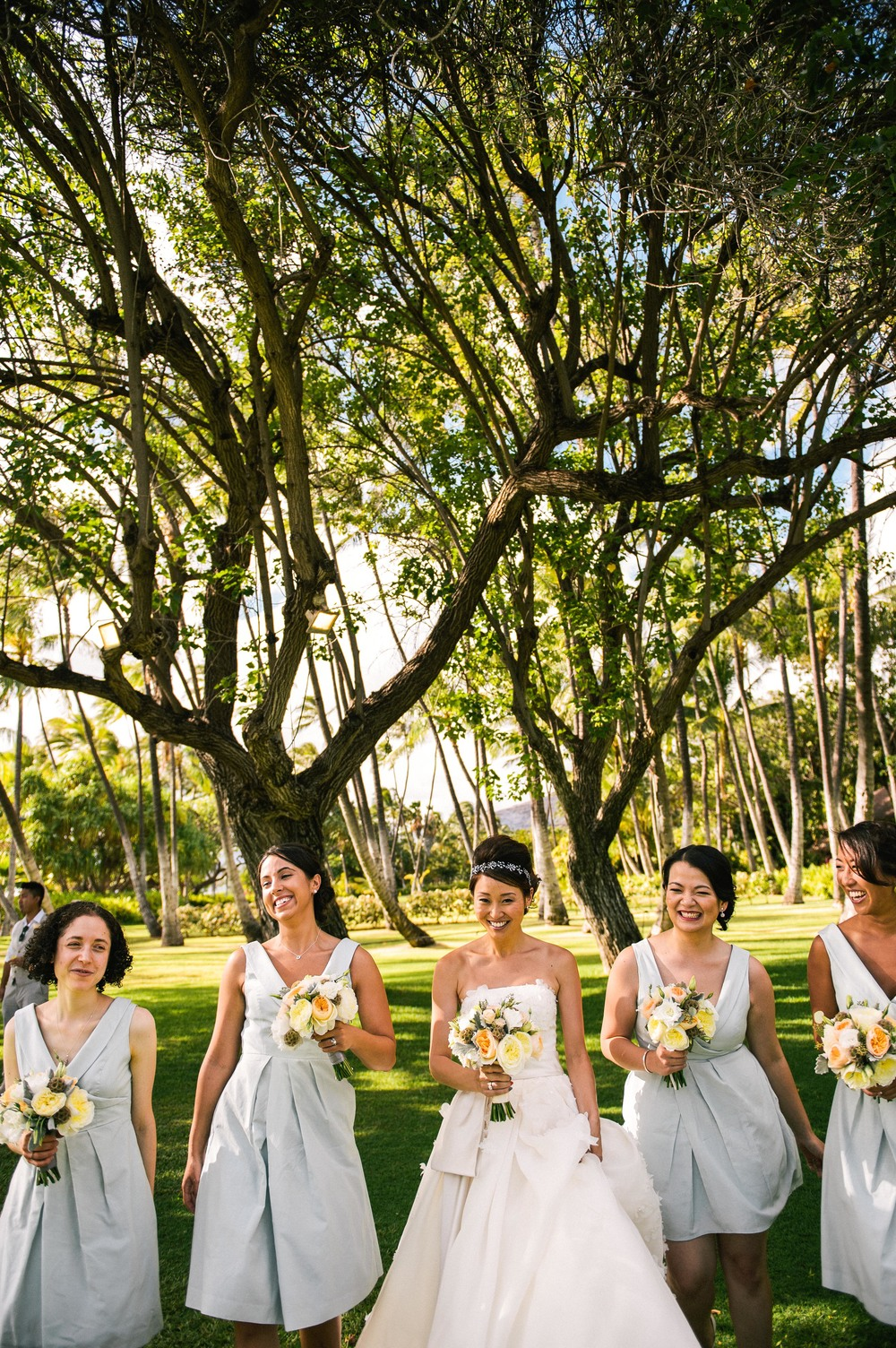 Destination Wedding at Lanikuhonua on Oahu | Michelle Garibay Events