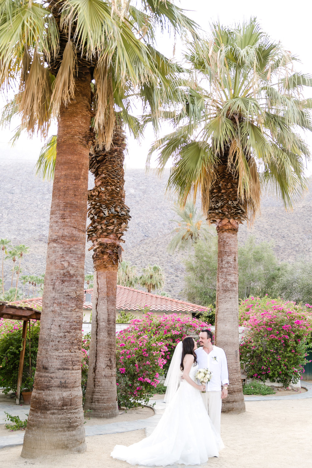 Romantic Palm Springs Wedding | Michelle Garibay Events