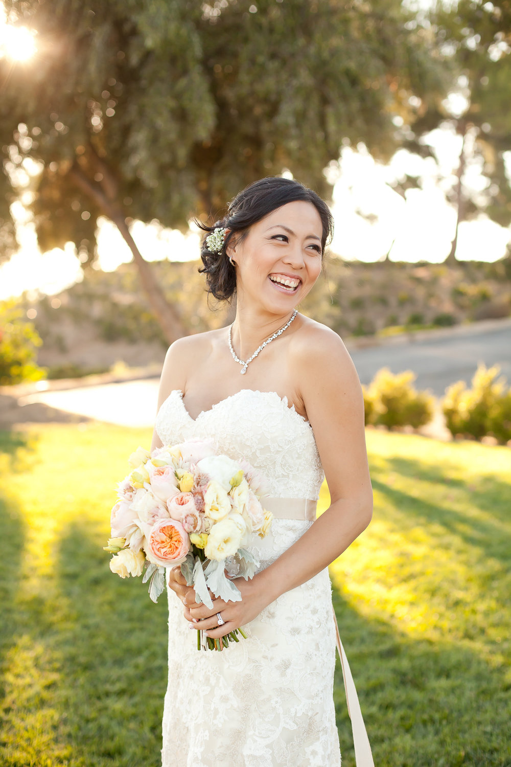 Callaway Winery Bride | Michelle Garibay Events