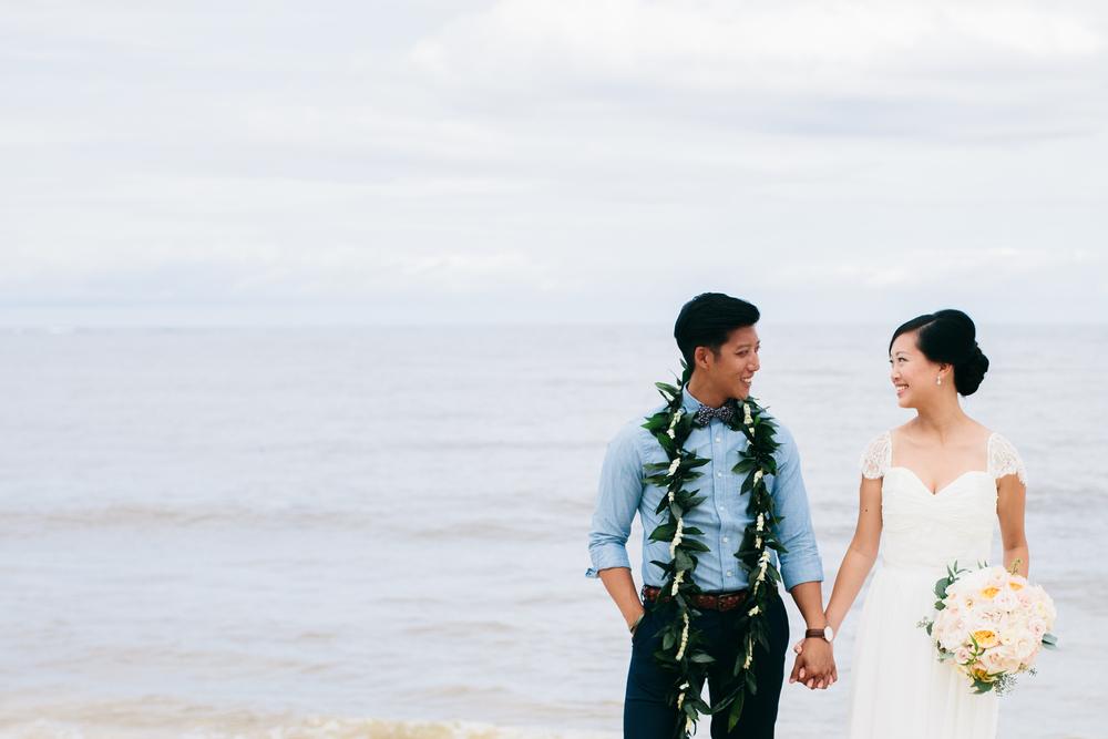 North Shore Beach Wedding | Michelle Garibay Events