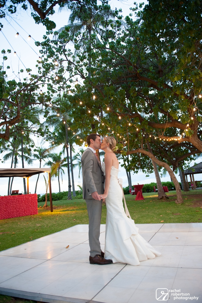 Lanikuhonua Wedding | Oahu Destination Wedding | Hawaii Wedding Planner
