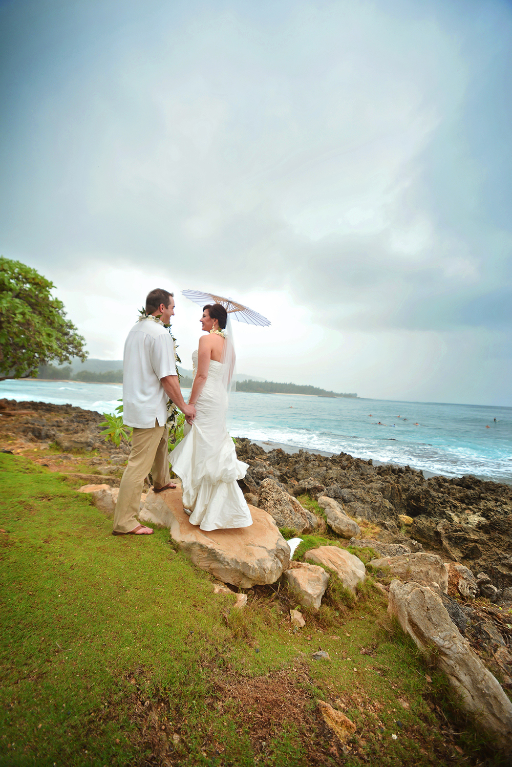 Michelle Garibay Events | Turtle Bay Resort Wedding | Hawaii Destination Wedding Planner | North Shore Oahu Wedding