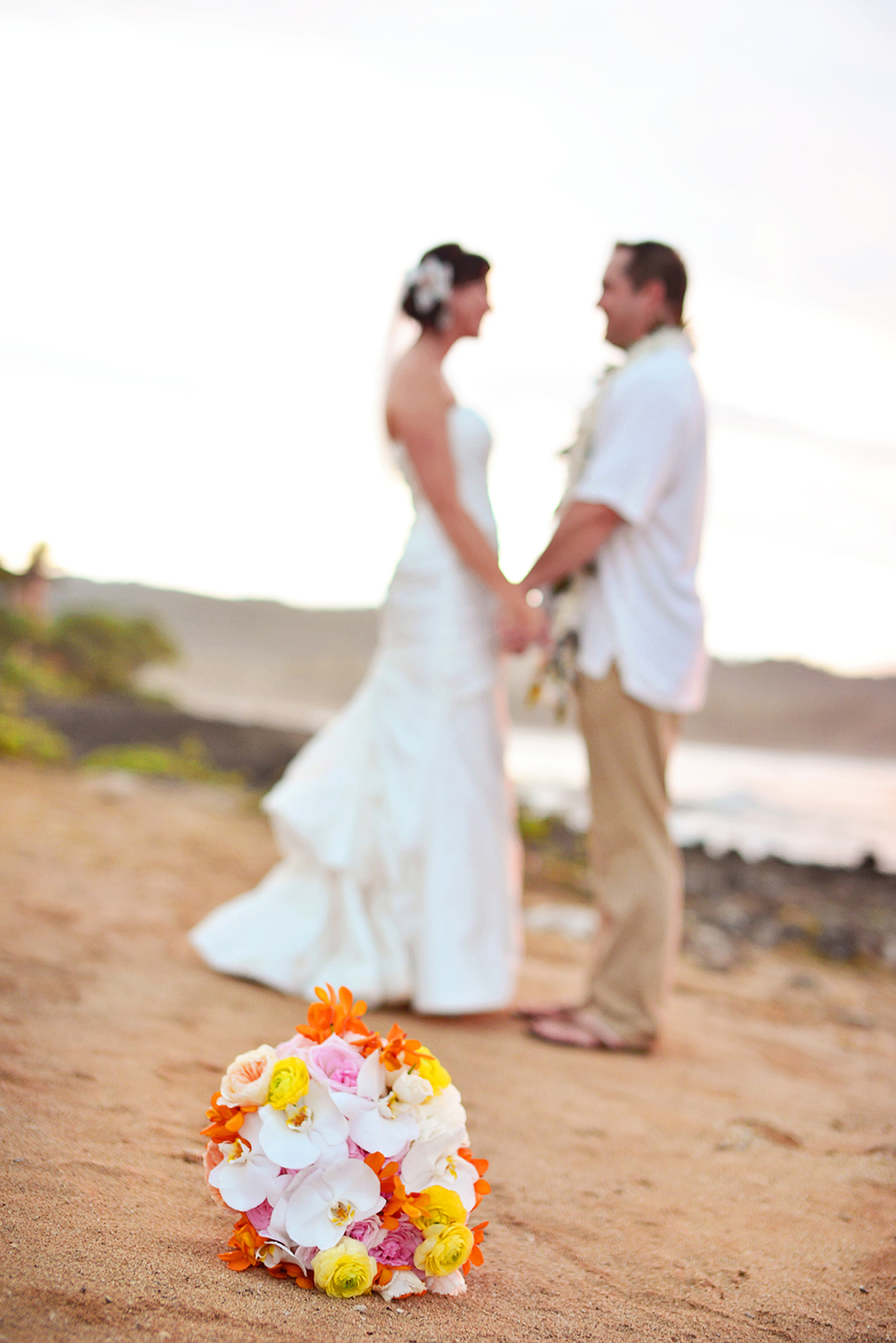 Michelle Garibay Events | Turtle Bay Resort Wedding | Hawaii Destination Wedding Planner