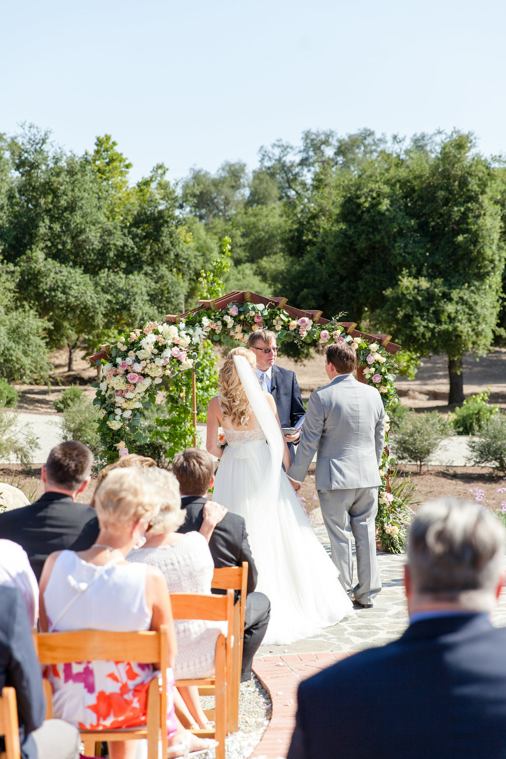 De Luz Estate Backyard Wedding | Leah Marie Photography | Michelle Garibay Events