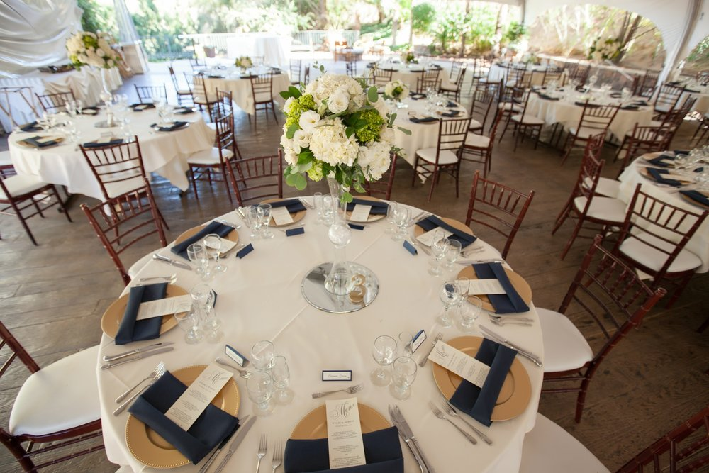 Navy and Gold Pala Mesa Wedding | Focused in Photography | Michelle Garibay Events