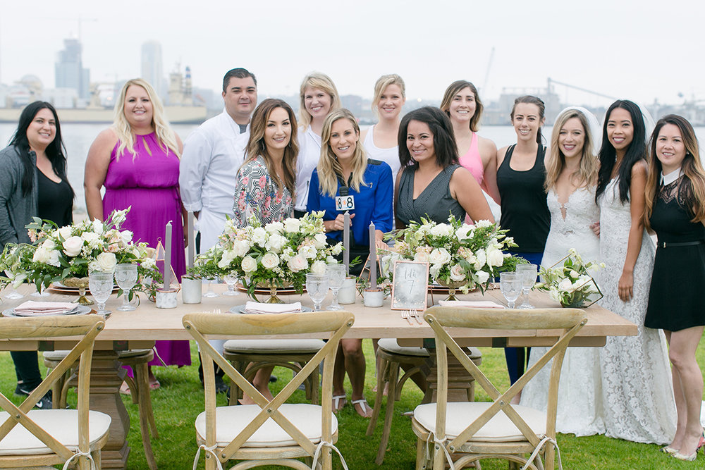 Exquisite Weddings Magazine Bridal Bootcamp News Segment | Michelle Garibay Events | Leah Marie Photography