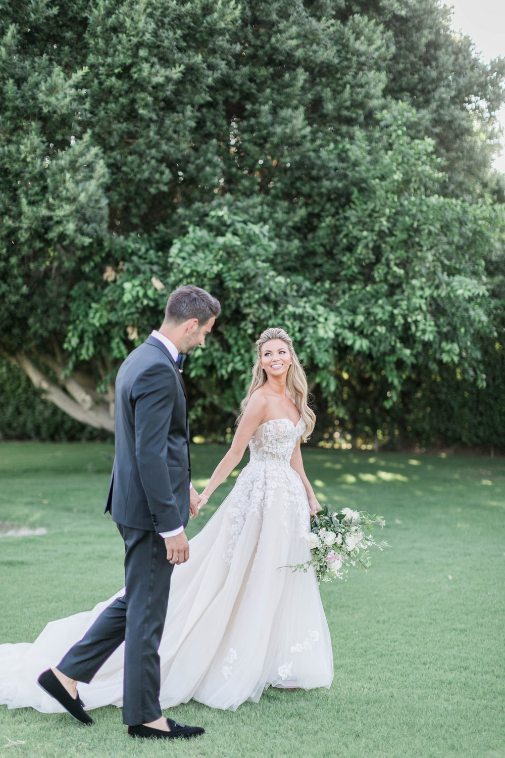 Amber Lancaster's Parker Palm Springs Wedding | Laura Moll Photography | Michelle Garibay Events