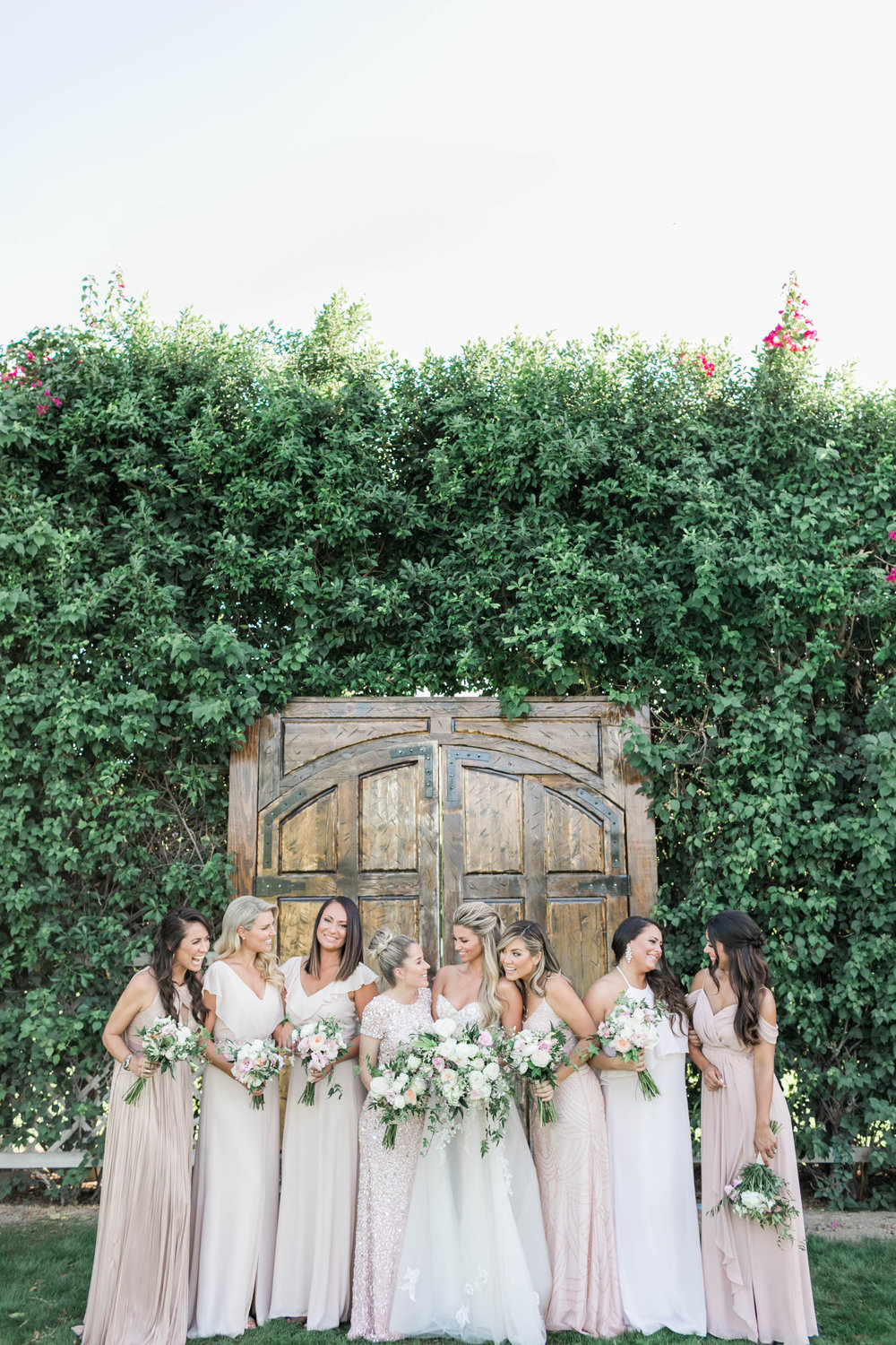 Actress Amber Lancaster's Parker Palm Springs Wedding | Laura Moll Photography | Michelle Garibay Events