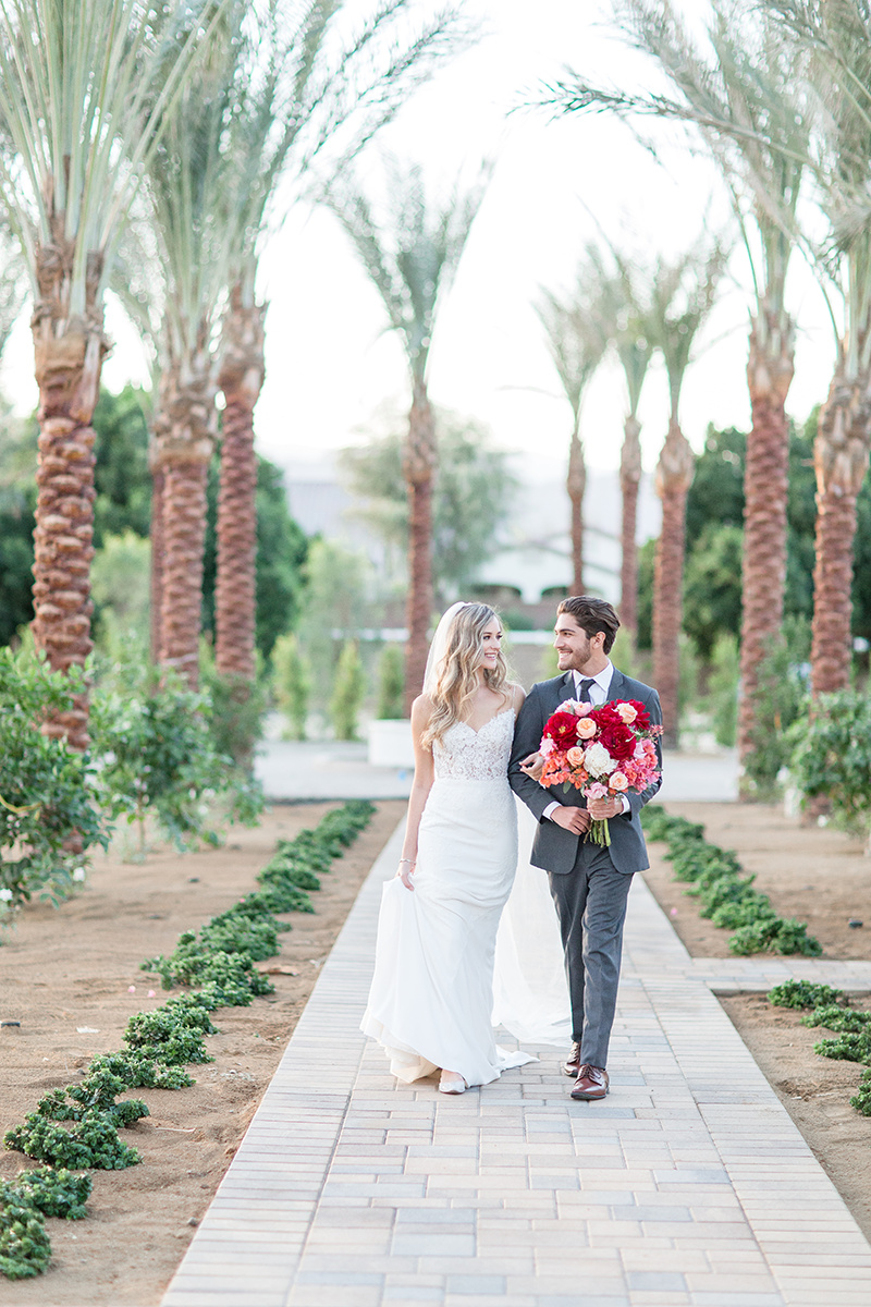 Luxury Coachella Estate | Carrie McGuire Photography | Michele Garibay Events