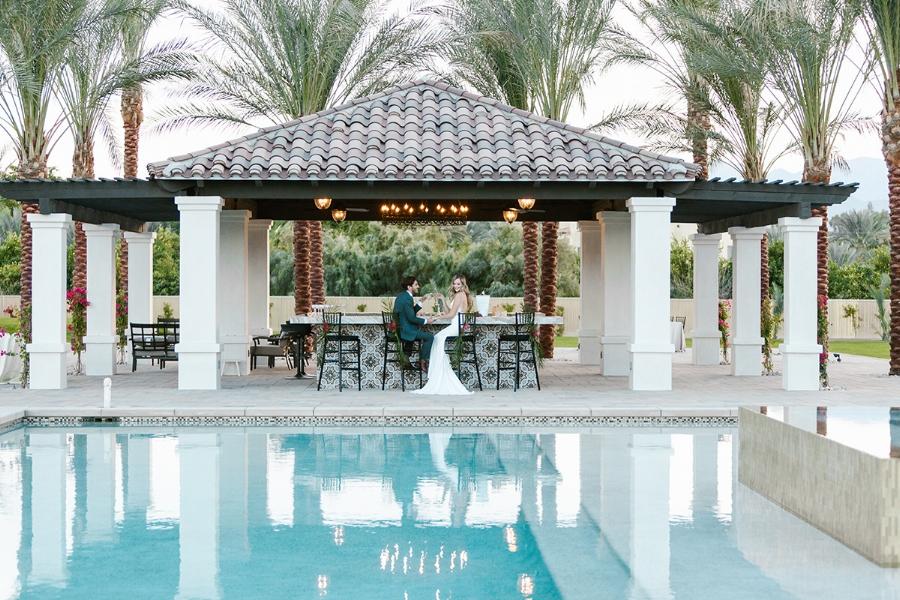 Coachella Estate Wedding | Carrie McGuire Photography | Michelle Garibay Events