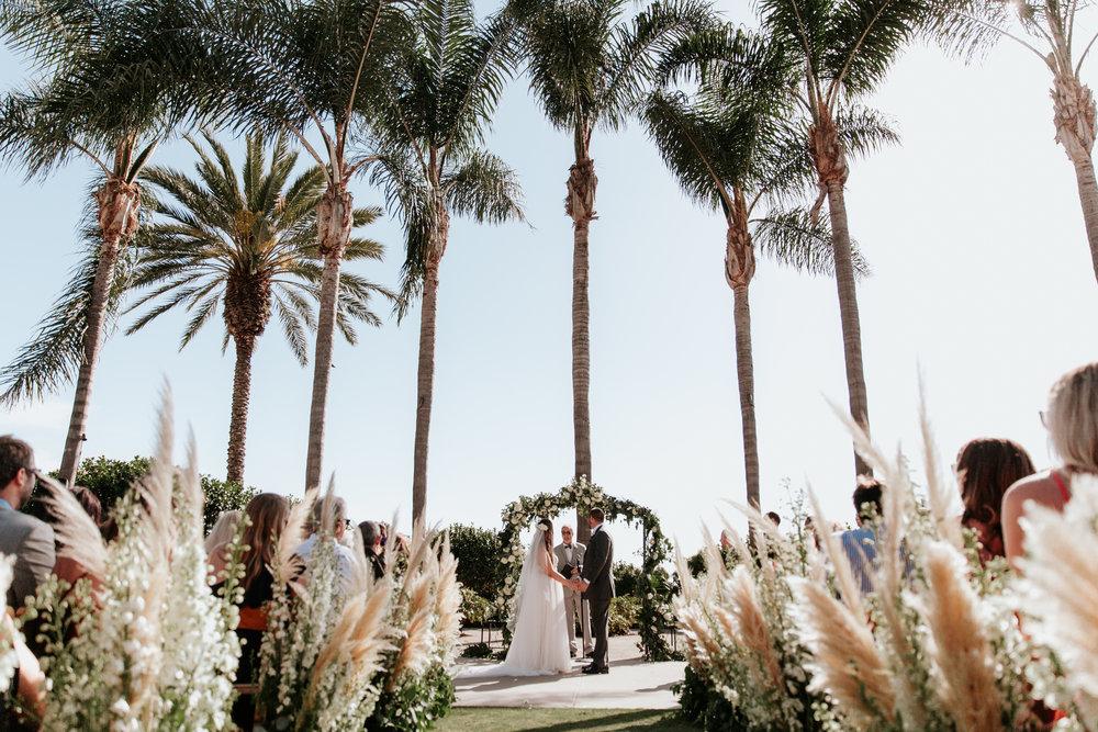 Elegant Boho Wedding | Park Hyatt Aviara | San Diego Wedding | Tiana Loyd-Michelle Garibay Events | Paige Nelson Photography