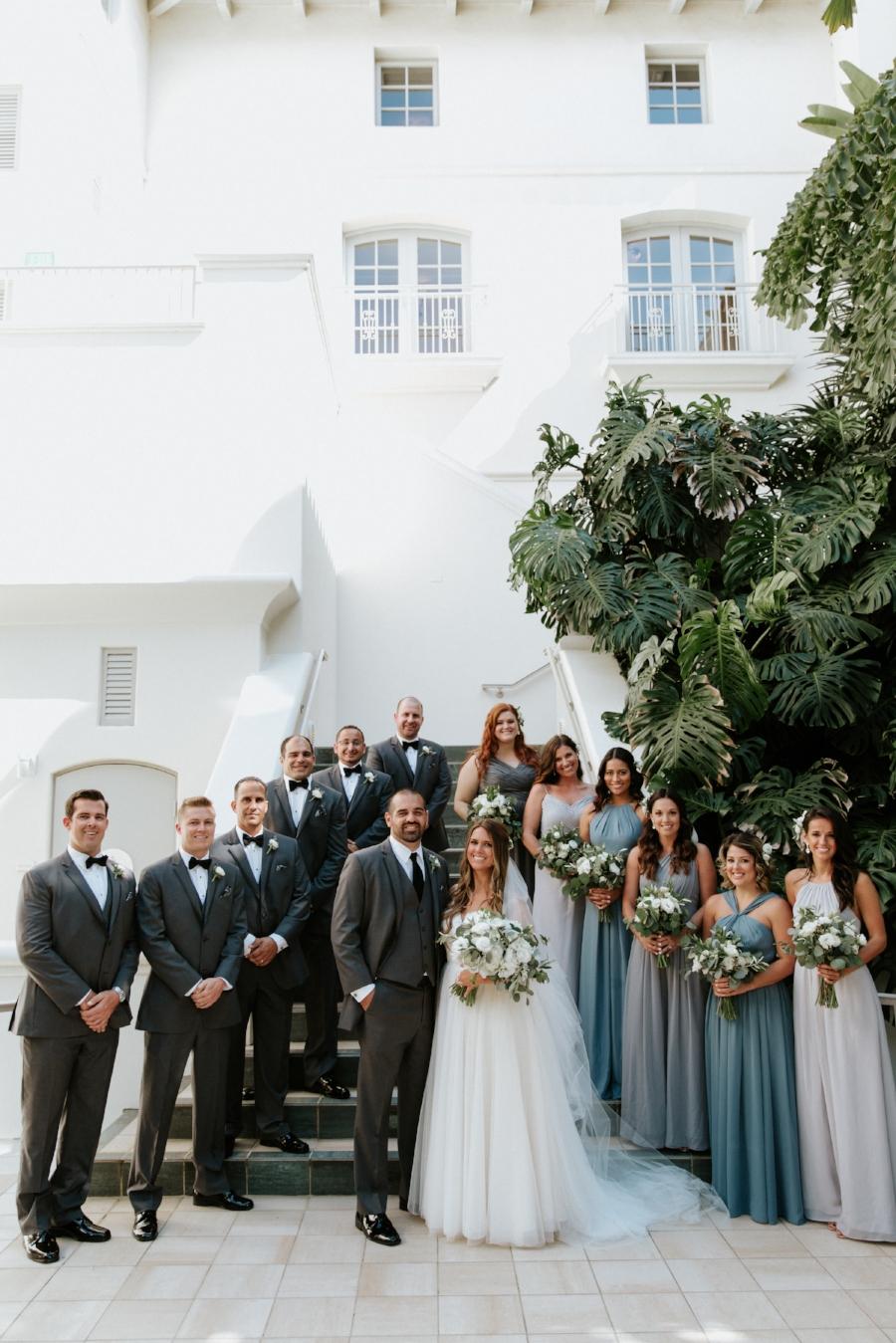 Elegant Coastal Boho Wedding | Park Hyatt Aviara | San Diego Wedding | Tiana Loyd-Michelle Garibay Events | Paige Nelson Photography