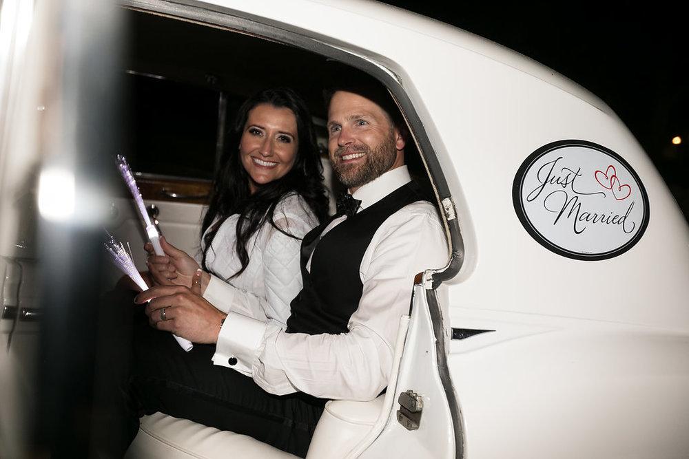 Brian Leahy Photo | Michelle Garibay Events | Luxury Temecula Wedding | La La Land Purple Wedding | Hollywood Glam Wedding | Rolls Royce Grand Exit