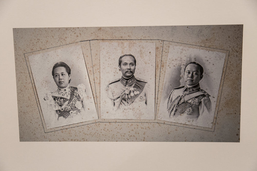 One of the Royal Families from another time.