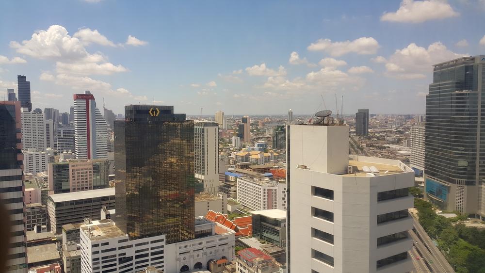 My view in Bangkok