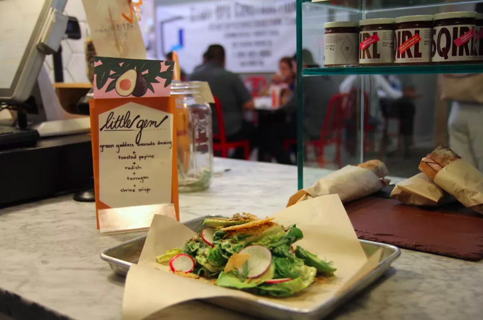 Grand Central Market's Secret Avocado Menu -