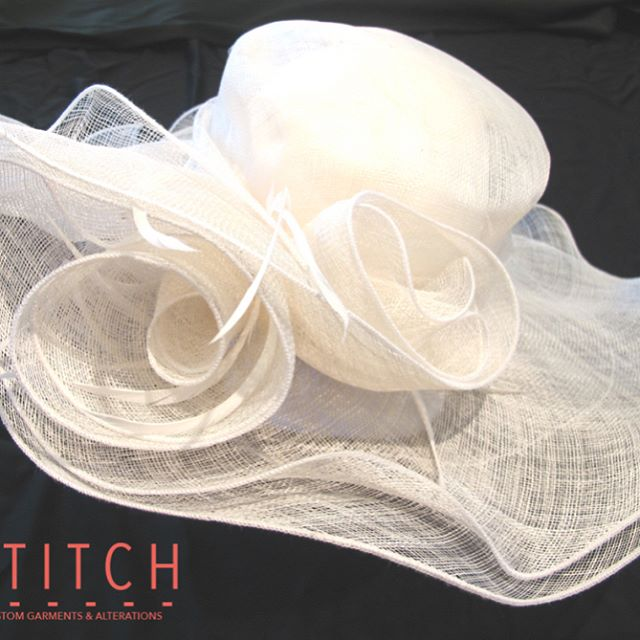 We're looking forward to our Bridal Style Open House this Sunday. Check out these beautiful wedding day hats and headpieces we have in store. Classically chic! 👒