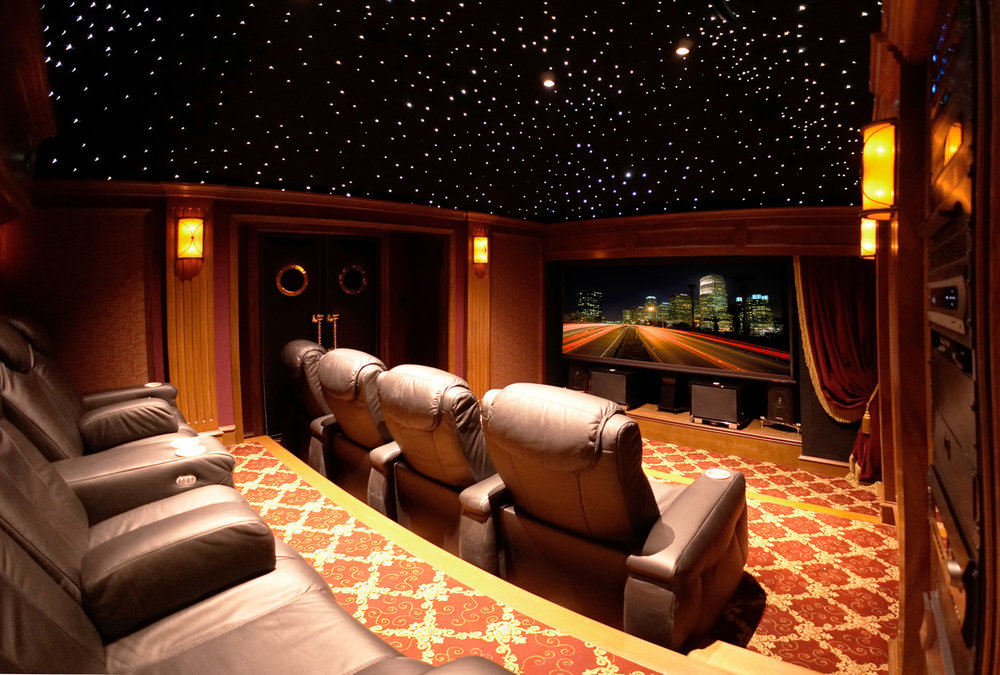 Home theater Dallas technology