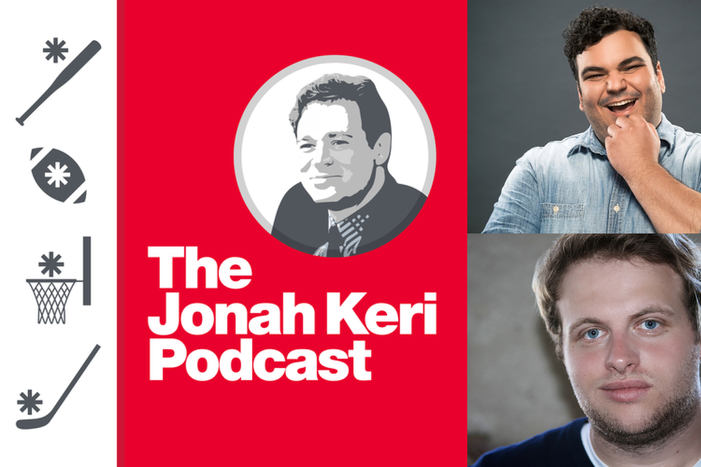 The Jonah Keri Podcast Live Taping