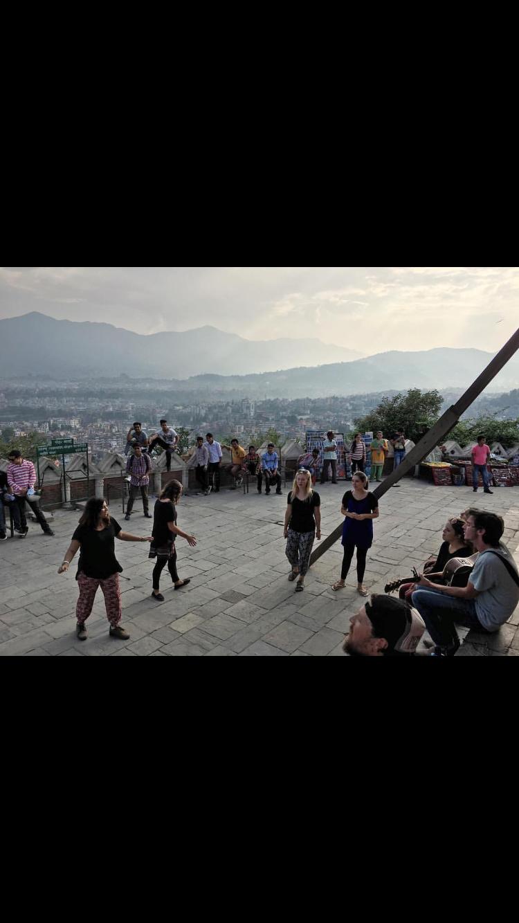 Nepal // 2016