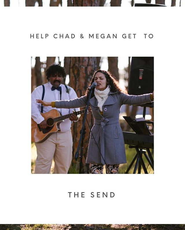 Help Chad and Mégan get to THE SEND  The Muizenberg Prayer Room team has been blessed with an opportunity to be part of a 100 hour Worship and Prayer burn, during the week leading up to THE SEND event happening on 23rd February 2019. THE SEND is a free event being held at Camping World Stadium, Florida in the USA. It aims to gather over 60 000 people who are serious about saying 'yes' to God's redemptive story for the world. We know that this is an amazing opportunity for us to network with like-minded people around the world and see a move of the Kingdom of Heaven like never before.  Please feel free to show your support in whichever way you are led to. We welcome financial contributions as well as your prayer support in this! We are grateful for your generousity, and know it will produce a great harvest.