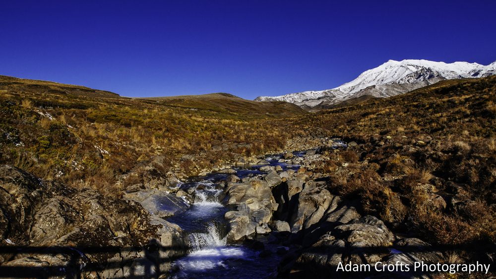 Tongariro National Park New Zealand - photography- Adam Crofts http://www.adamcrofts.portfoliobox.me/