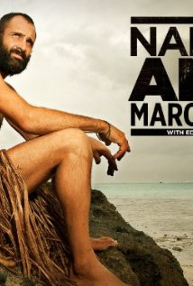 Naked and Marooned - Ed Stafford attempts to survive alone on a Desert island for 60 days. With no clothes, no knife or anything except his camera, an emergency satellite phone and an emergency medical kit.