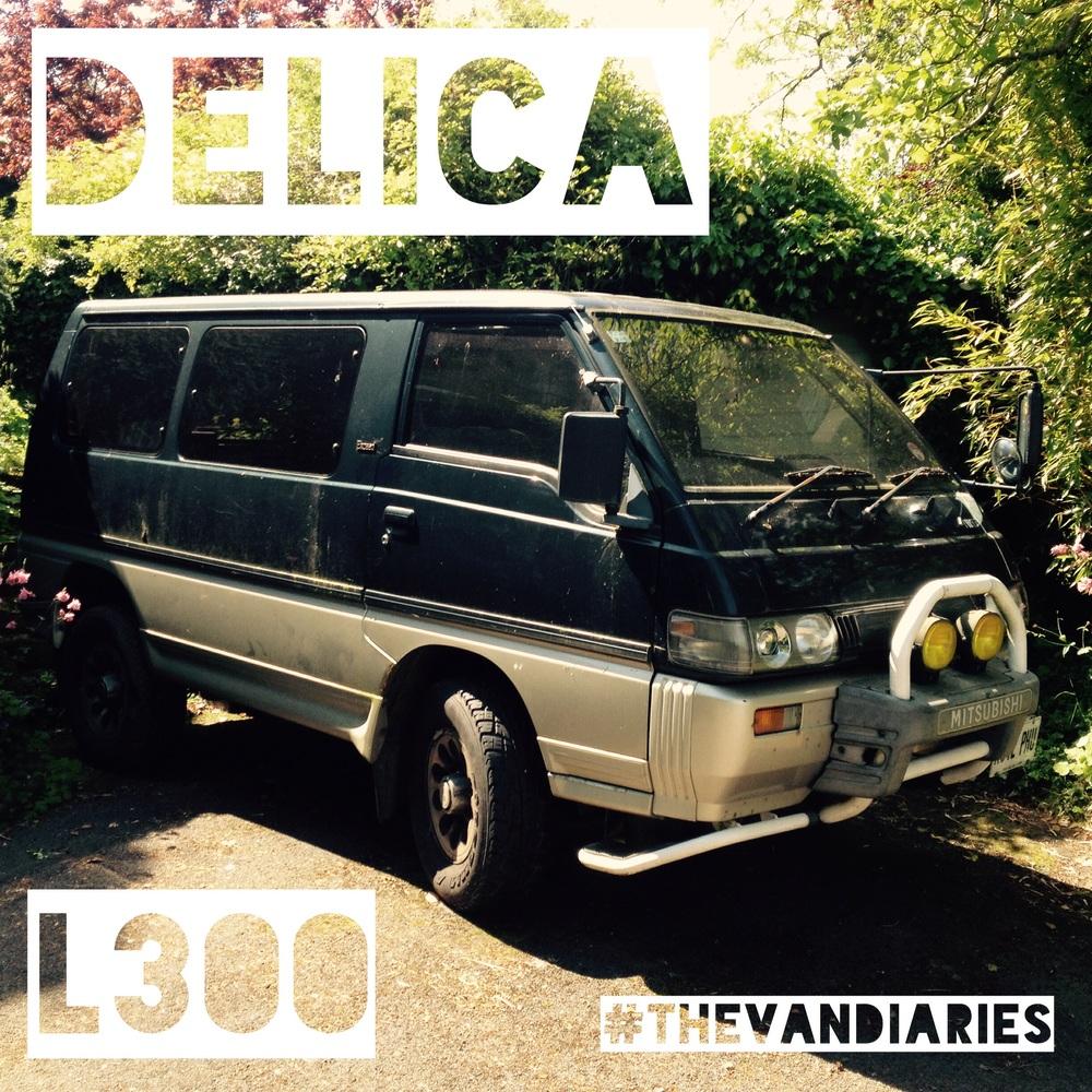 #thevandiaries #delica #l300 #4x4