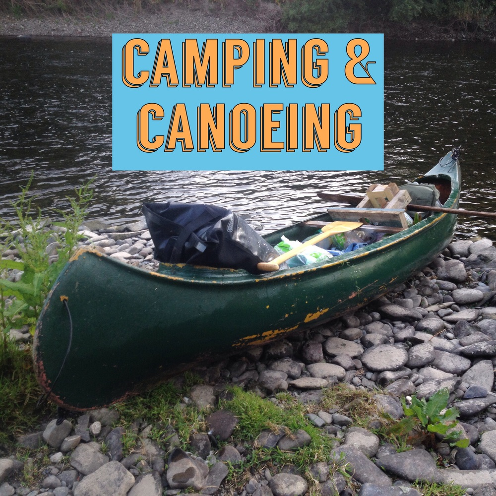 #thevandiaries #canoeing #camping #wildcamping #riverwye #adventure