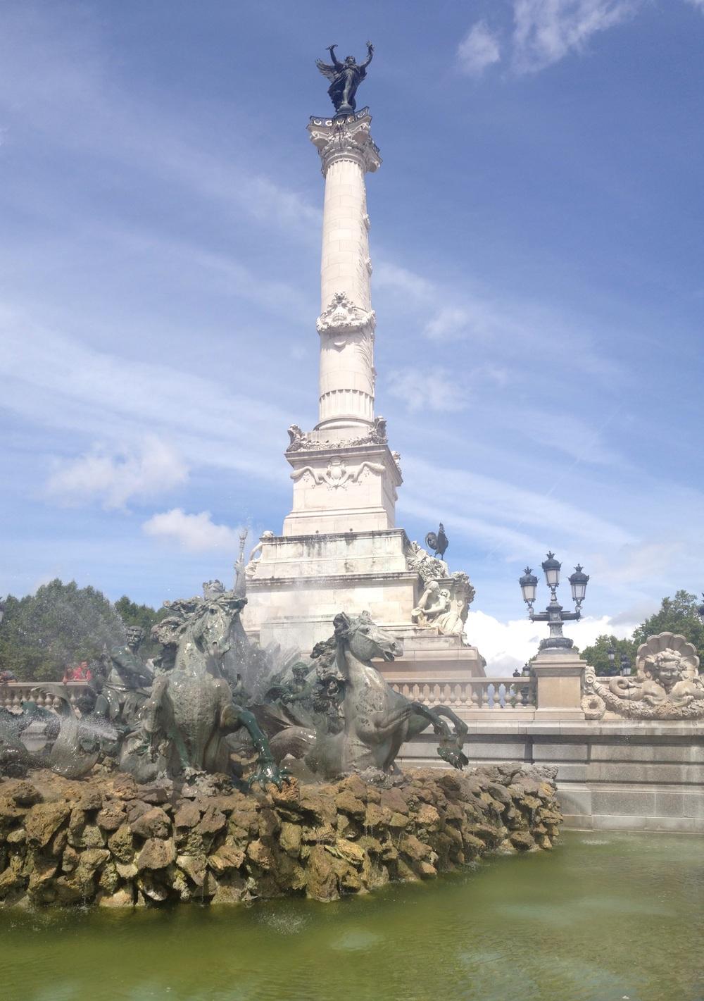 A rather impressive statue