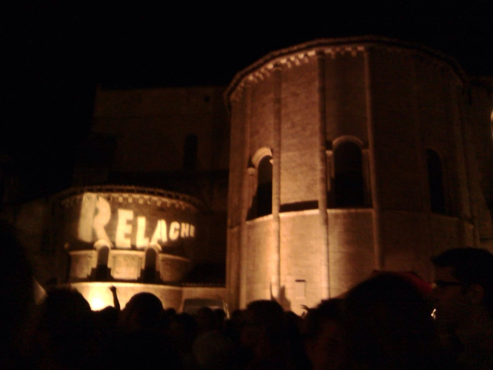 Relach festival was really fun, its a free music festival in different areas of Bordeaux city centre and has a variety of music.