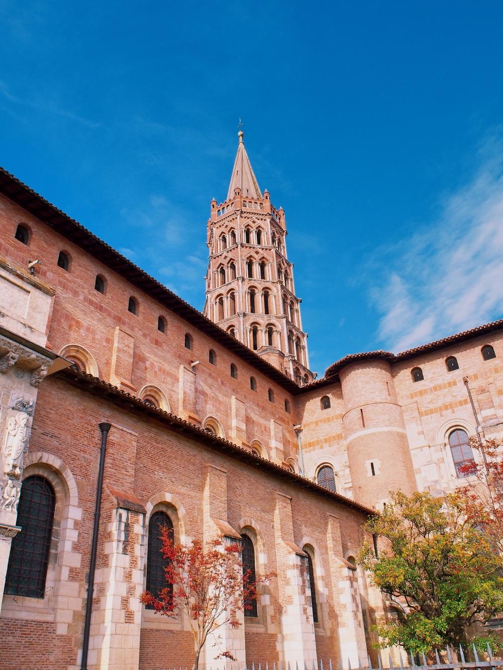 Basilica St Sernin
