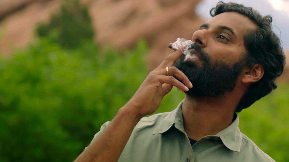 I SMOKE WEED -