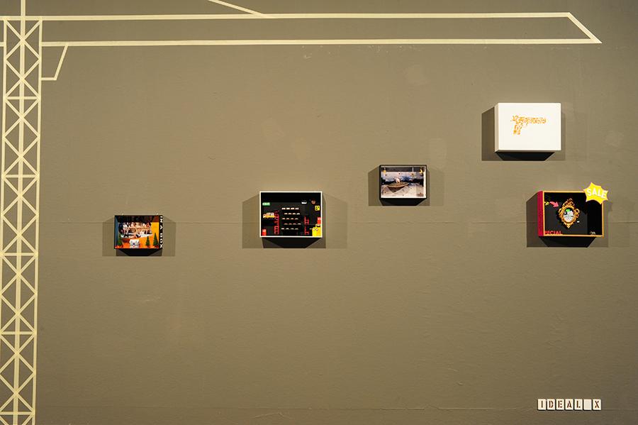 IDEAL_X - Ausstellungsansicht