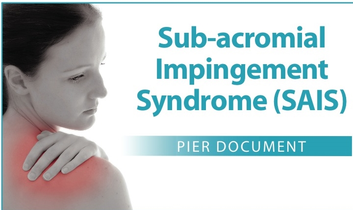 Shoulder impingement, pain and physical therapy treatments