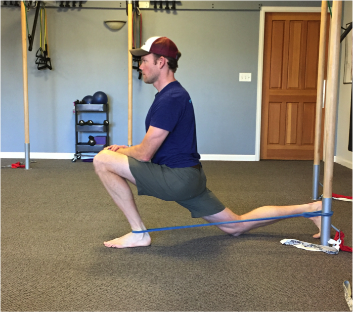 ankle mobility-stretching-knee-pain-injury
