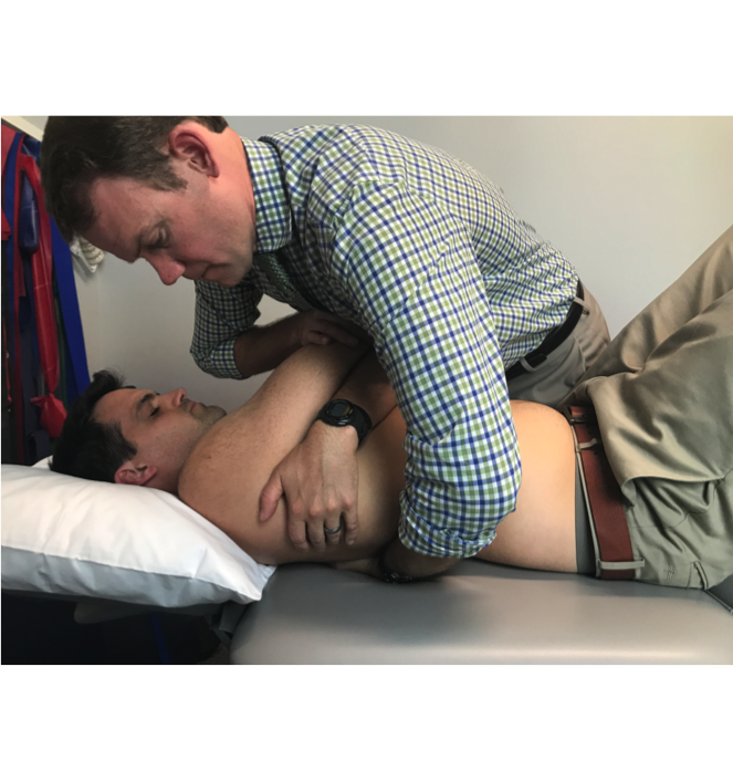boulder physical therapy thoracic manipulation shoulder pain