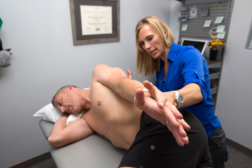 boulder shoulder pain treatment