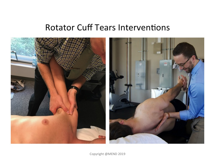 shoulder pain-rotator cuff tear-physical therapy-treatment