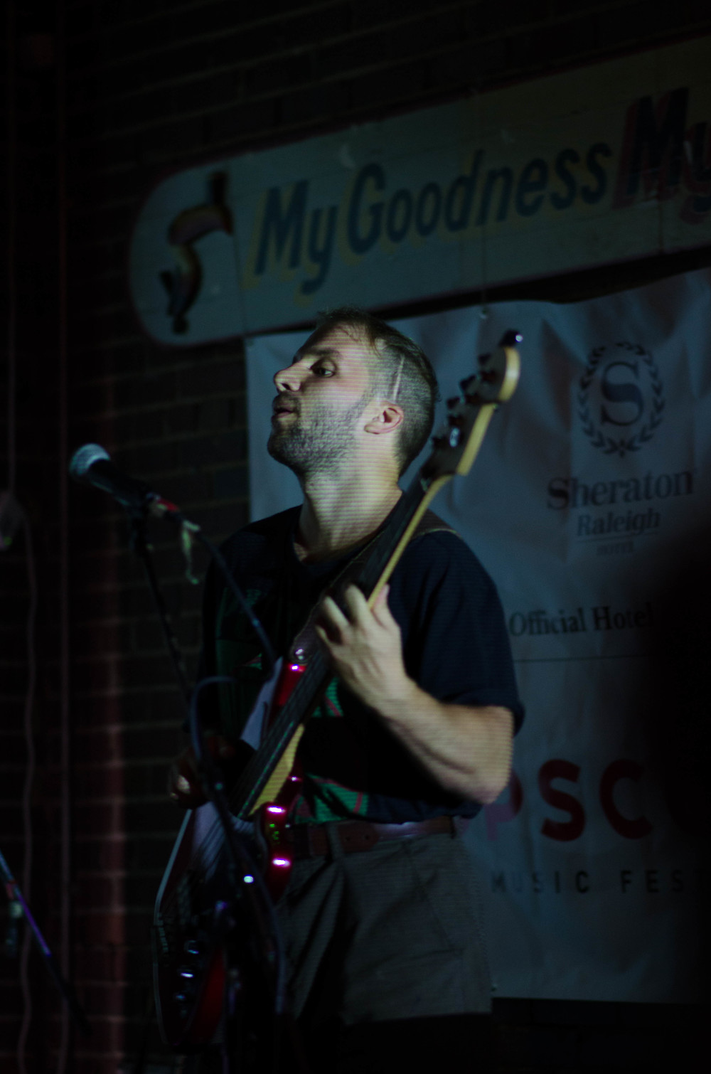 Adult Science at Tir Na Nog - Hopscotch 2015