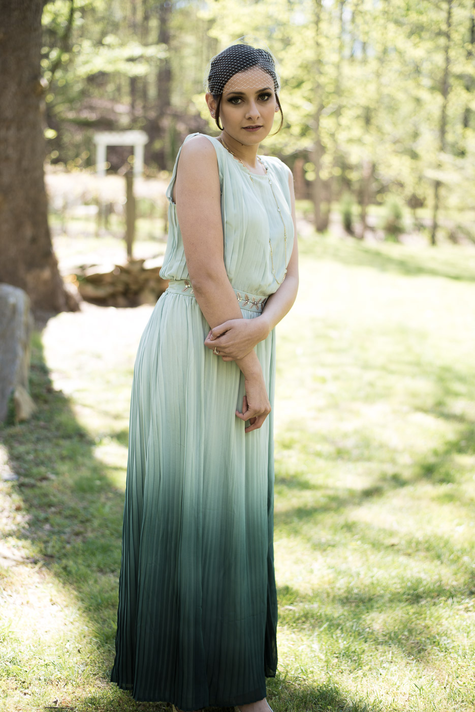 Downton Abbey Styled Shoot - Raleigh Wedding Photographers