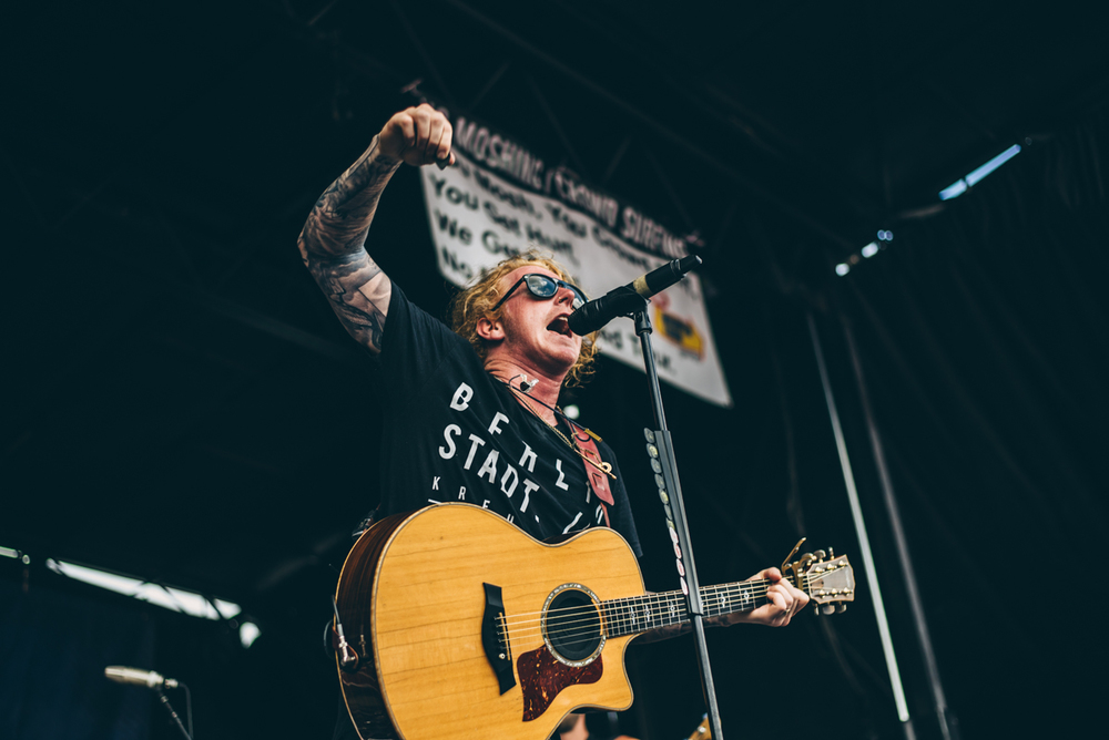 Sleeping With Sirens - Warped Tour 2016 - Virginia Beach - Band Photograpgher