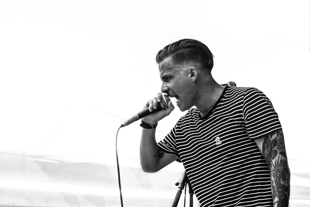 Broadside - Warped Tour 2016 - Virginia Beach - Band Photographer