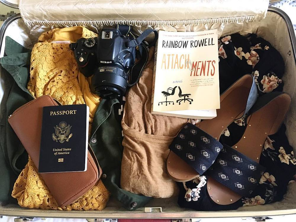 How to Pack for a Vacation