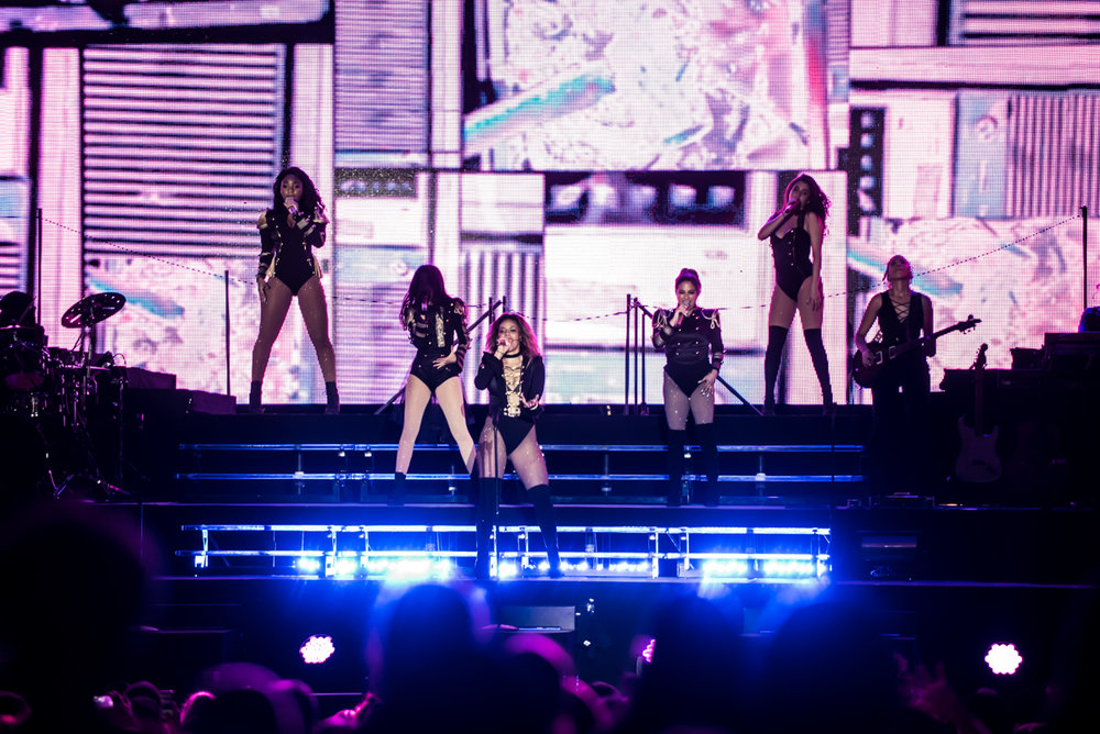 Fifth Harmony Red Hat Amphitheater Raleigh